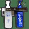 Was uw handen met APO zeep en bescherm ze met Gloves In A Bottle