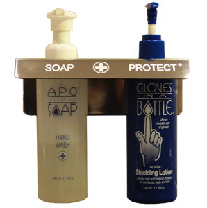 Wash And protect systeem