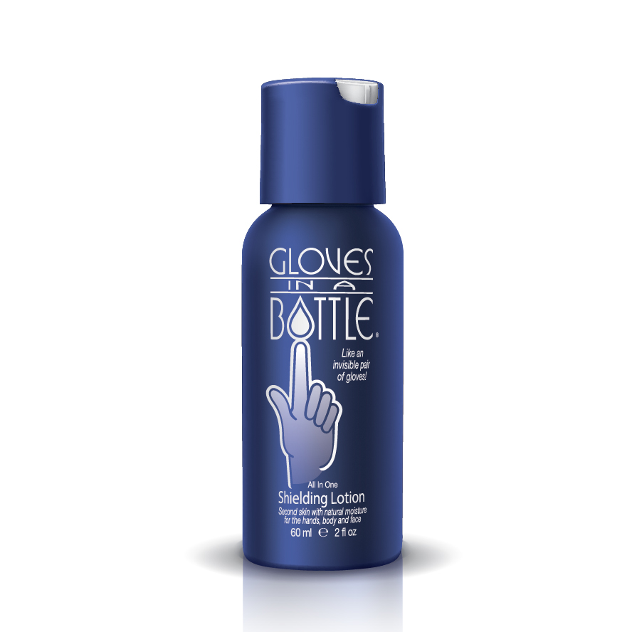 Gloves In A Bottle 60 ml verpakking productoverzicht